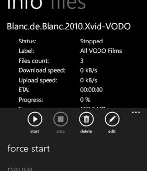 uTorrent Remote Ekran Görüntüleri - 3