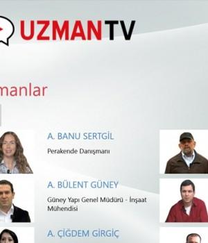 UZMANTV Ekran Görüntüleri - 2