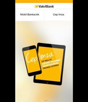 VakıfBank Mobil Bankacılık Ekran Görüntüleri - 4