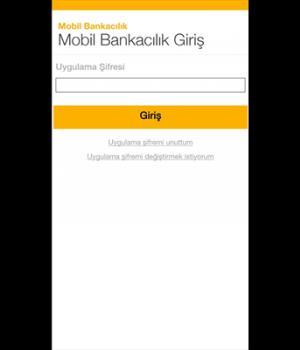 VakıfBank Mobil Bankacılık Ekran Görüntüleri - 2