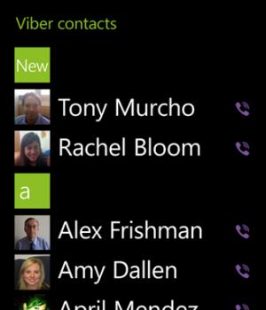 Viber Ekran Görüntüleri - 3