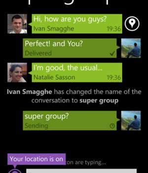 Viber Ekran Görüntüleri - 1