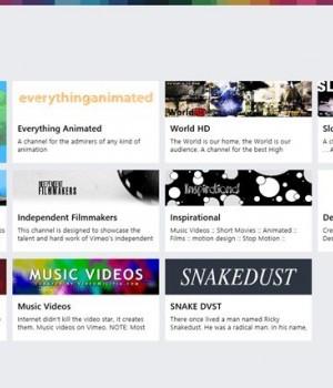 Vimeo Ekran Görüntüleri - 2