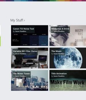 Vimeo Ekran Görüntüleri - 1