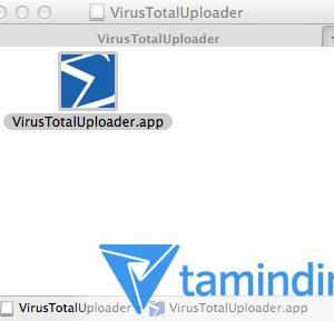 VirusTotal Uploader Ekran Görüntüleri - 2