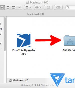 VirusTotal Uploader Ekran Görüntüleri - 1