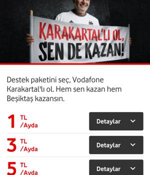 Vodafone Arena Ekran Görüntüleri - 2