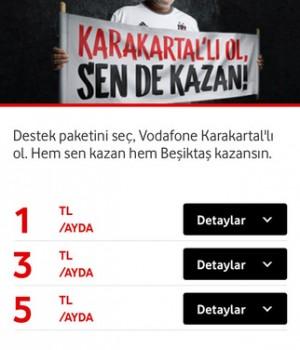 Vodafone Arena Ekran Görüntüleri - 1