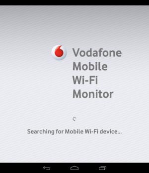 Vodafone Mobile Wi-Fi Monitor Ekran Görüntüleri - 3