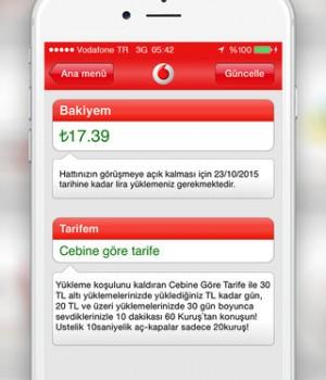 Vodafone Yanımda Ekran Görüntüleri - 3