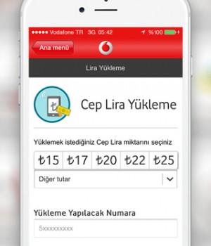 Vodafone Yanımda Ekran Görüntüleri - 1