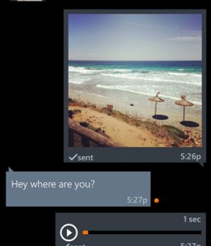 Voxer Ekran Görüntüleri - 1