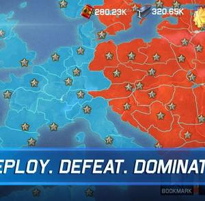 War Planet Online: Global Conquest Ekran Görüntüleri - 5