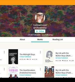 Wattpad Ekran Görüntüleri - 3