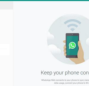 WhatsApp Messenger Web Ekran Görüntüleri - 2