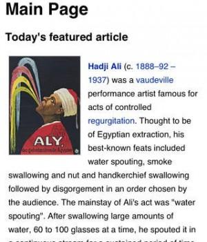 Wikipedia Ekran Görüntüleri - 3