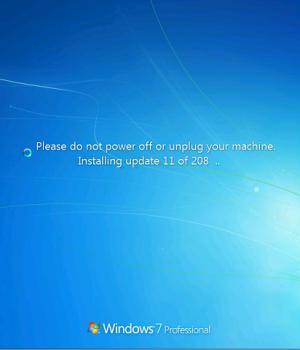 Windows 7 (ISO) Ekran Görüntüleri - 1