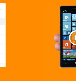 Windows Phone 8.1 Online Emulator Ekran Görüntüleri - 1