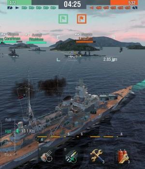 World of Warships Blitz Ekran Görüntüleri - 4