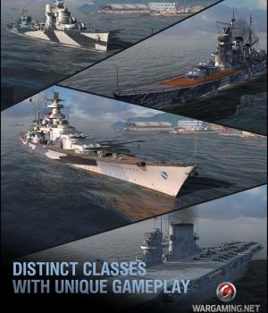 World of Warships Blitz Ekran Görüntüleri - 3