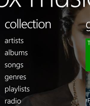 Xbox Music Ekran Görüntüleri - 3