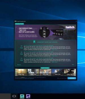 XSplit Broadcaster Ekran Görüntüleri - 1