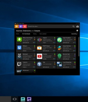 XSplit Broadcaster Ekran Görüntüleri - 4