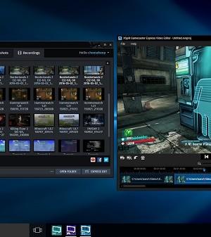 XSplit Gamecaster Ekran Görüntüleri - 1