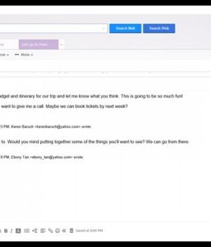 Yahoo! Mail Ekran Görüntüleri - 3
