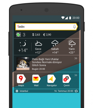 Yandex.Arama Ekran Görüntüleri - 3