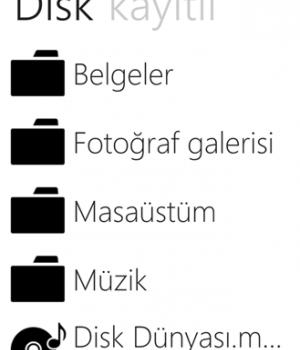 Yandex.Disk Ekran Görüntüleri - 4