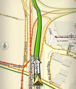 Yandex.Navigasyon Ekran Görüntüleri - 4