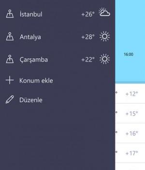 Yandex.Weather Ekran Görüntüleri - 3