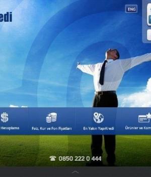Yapı Kredi Mobil Bankacılık HD Ekran Görüntüleri - 3