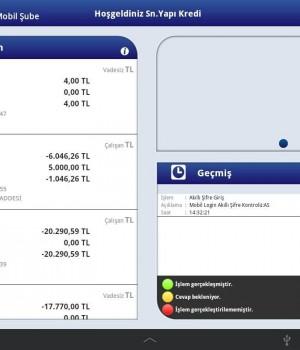 Yapı Kredi Mobil Bankacılık HD Ekran Görüntüleri - 1