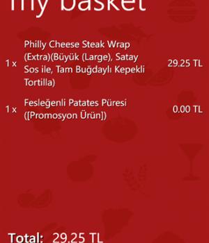 Yemeksepeti Ekran Görüntüleri - 4