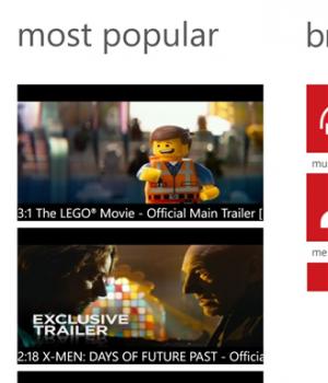 YouTube Metro Ekran Görüntüleri - 2