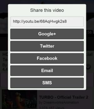 YouTube (Windows Phone) Ekran Görüntüleri - 2