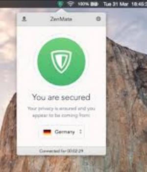 ZenMate Ekran Görüntüleri - 1