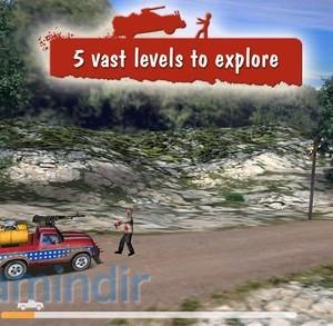 Zombie Derby Ekran Görüntüleri - 2