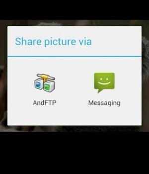 AndFTP Ekran Görüntüleri - 1