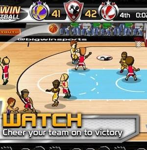 Big Win Basketball Ekran Görüntüleri - 2