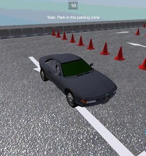 Car City Parking 3D Ekran Görüntüleri - 2