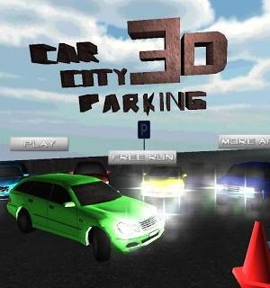 Car City Parking 3D Ekran Görüntüleri - 1