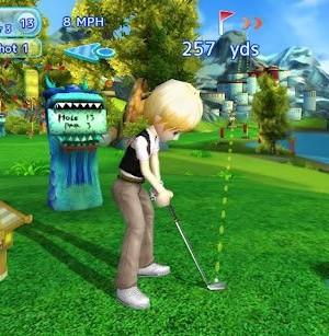 Let's Golf! 3 Ekran Görüntüleri - 3