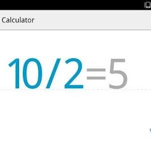 MyScript Calculator Ekran Görüntüleri - 1