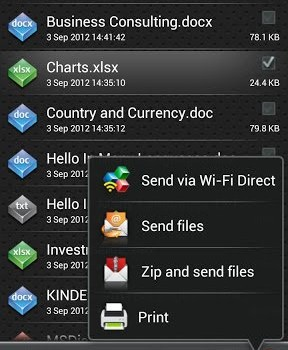 OfficeSuite Pro 6 + (PDF & HD) Ekran Görüntüleri - 6