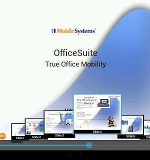 OfficeSuite Pro 6 + (PDF & HD) Ekran Görüntüleri - 8