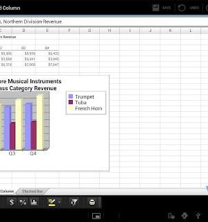 OfficeSuite Pro 6 + (PDF & HD) Ekran Görüntüleri - 4