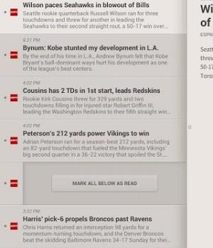 Press (Google Reader) Ekran Görüntüleri - 6